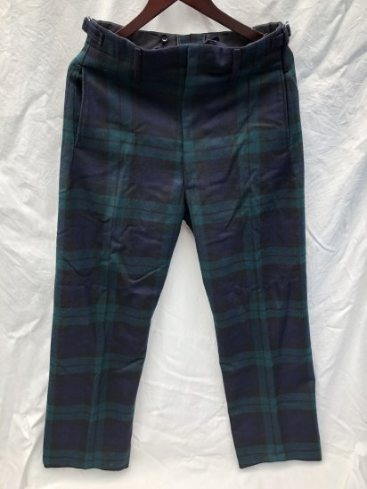 Royal Regiment of Scotland Wool Parade Trousers Black Watch / 5