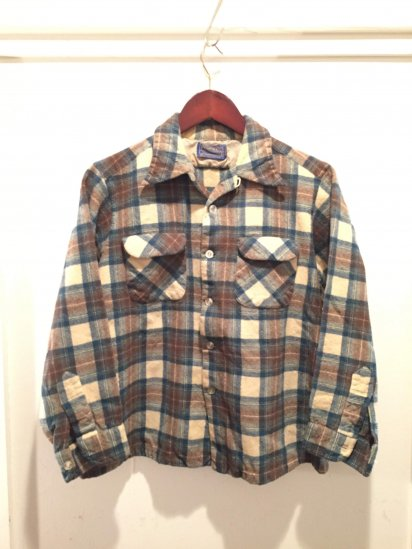 70's Vintage PENDLETON Board Shirts Made in U.S.A / 6