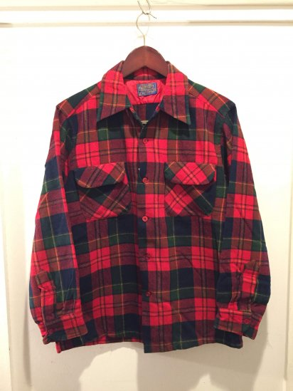 70's Vintage PENDLETON Board Shirts Made in U.S.A Mint Condition / 7