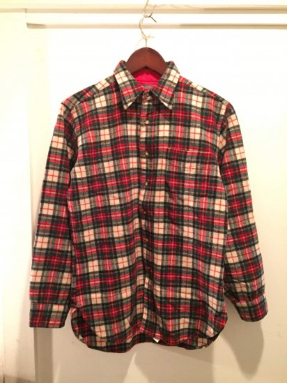 70's Vintage PENDLETON Wool Shirts MADE IN USA / 10