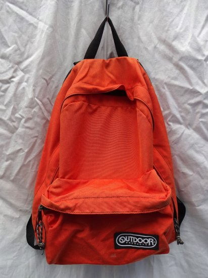 80~90's Vintage Outdoor Products Backpack MADE IN U.S.A/3