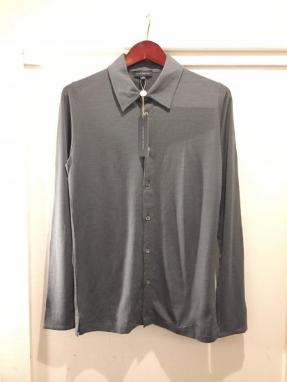 John Smedley OLD TAG Extra Fine Merino Wool Knit DENEB TAILORED SHIRTS Made in England
