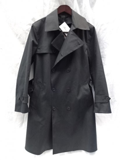 Mackintosh by Francis Campelli Trench Coat Made in Ireland exclusively for Illminate INK
