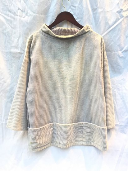 Vintage Cornish Smock Made in Wales Grey