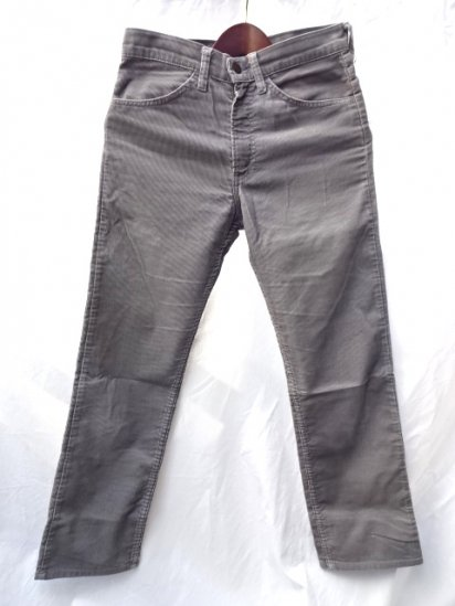 70's~80's Vintage LEVI'S 519 MADE IN U.S.A/1