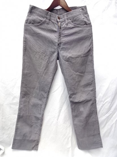 70's~80's Vintage LEVI'S 519 MADE IN U.S.A/3