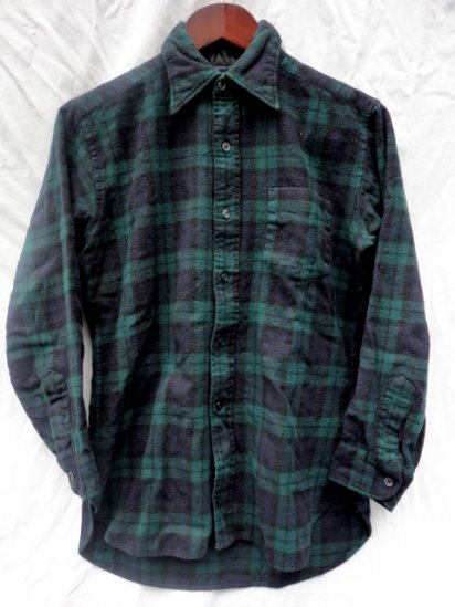 70's~ Vintage Pendleton Wool Shirts MADE IN U.S.A/ 17