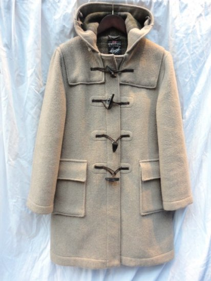 70's〜 Vintage Gloverall Duffle Coat Made in England Good Condition Beige / 12
