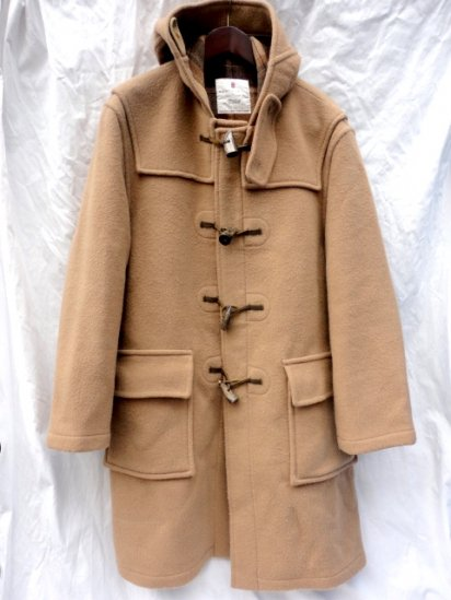 80's ~ Vintage Montgomery Duffle Coat Made in England