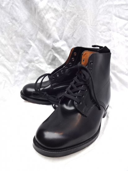 90's ~ Vintage Dead Stock SANDERS DERBY BOOTS MADE IN ENGLAND / 1