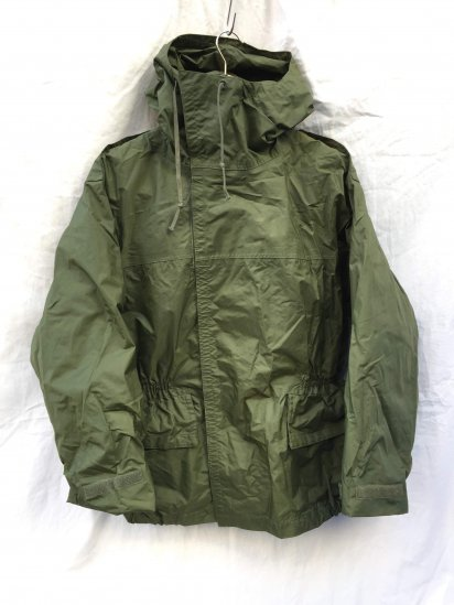 70 ~ 80's Vintage RAF(Royal Air Force) Foul Weather Jacket With Trousers Mint Condition Olive
