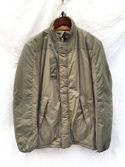 Dead Stock Dutch Army Thermal Jacket Olive