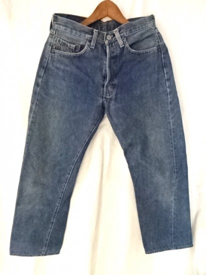 80s Vintage LEVI'S 501 Redline MADE IN U.S.A Good Condition
