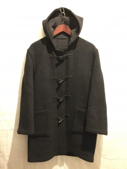 80〜90's Vintage English Tradition Duffle Coat Made in England
