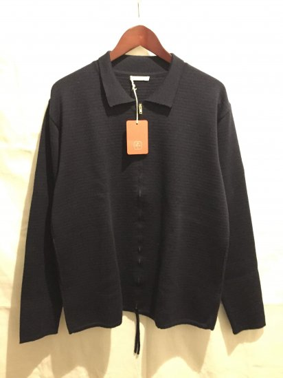 KELE Wool Knit JACKET BOT Made in Hungary<BR>SALE!! 26,000 + Tax → 18,000 + Tax