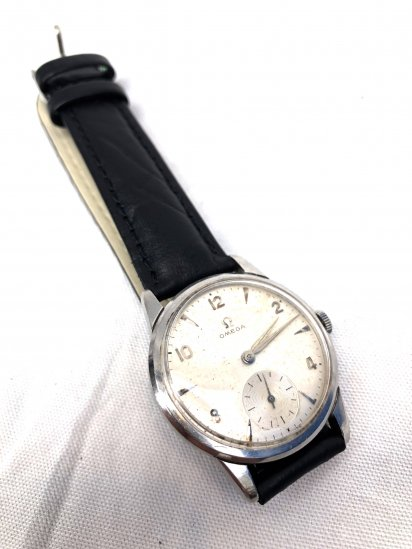 50's Vintage OMEGA Small Second Watch