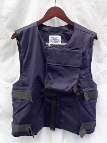 Dead Stock Royal Navy Body Armour Vest Navy 190/108