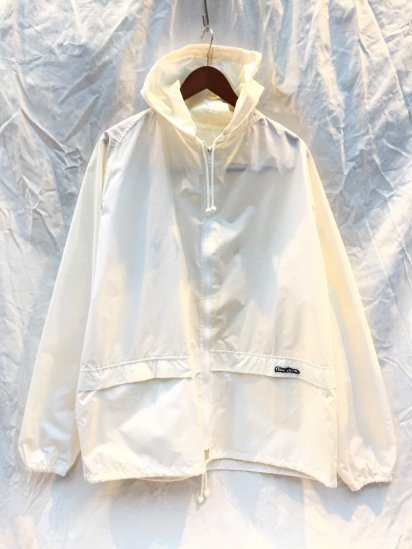 70 ~ 80's Vintage Peter Storm Rain Jacket Made in Made in Ireland White / 1