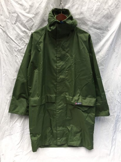 70's Vintage Berghaus MONSOON Made in Gt.Britain Good Condition Olive / 2