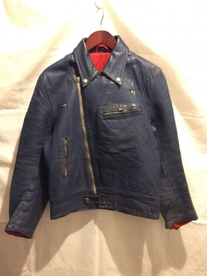 70's Vintage Belstaff Leather Riders Made in England<BR>SPECIAL PRICE!! 24,800 + Tax