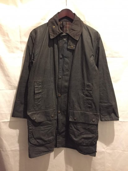 2 Crest Vintage Barbour BORDER Made in England