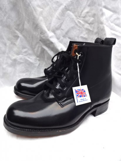 80's ~ 90's Vintage Dead Stock SANDERS DERBY BOOTS MADE IN ENGLAND