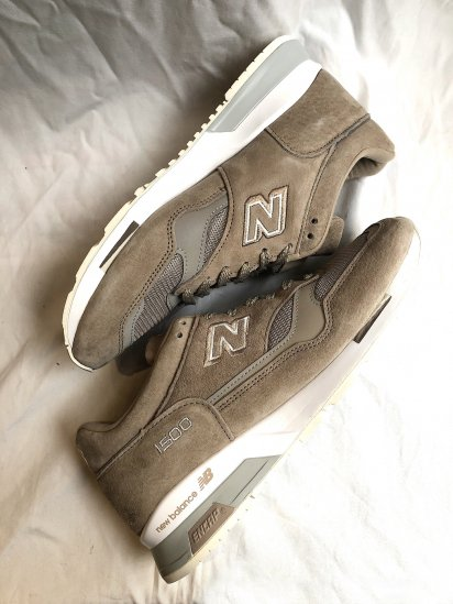 New Balance M1500 Made in England Beige