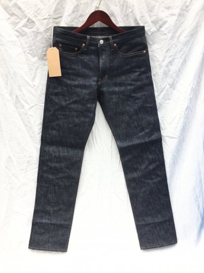 RICHFIELD J-1 13.5oz Zimbabwean Cotton Denim Made in JAPAN Indigo