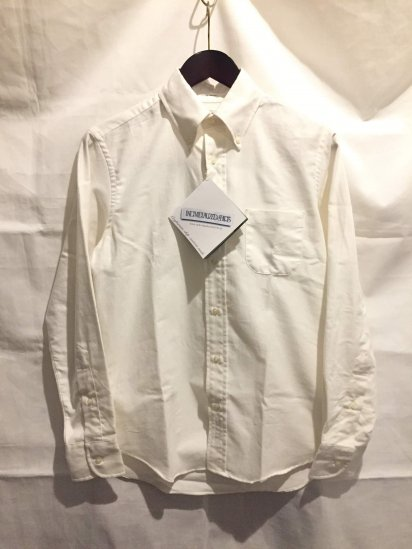INDIVIDUALIZED SHIRTS Oxfored B.D Shirts Standard Fit MADE IN U.S.A