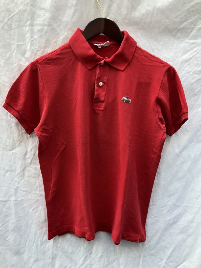 70's Vintage Lacoste Polo Shirts Made in France / 59