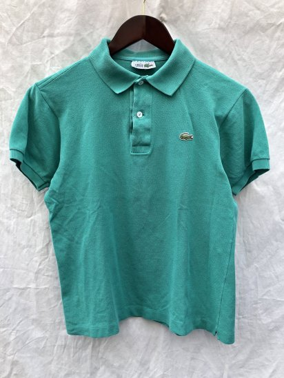 70's Vintage Lacoste Polo Shirts Made in France / 69