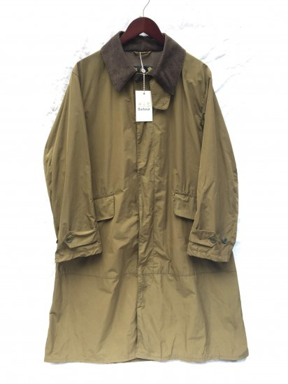 Barbour Balcollar Coat Olive
