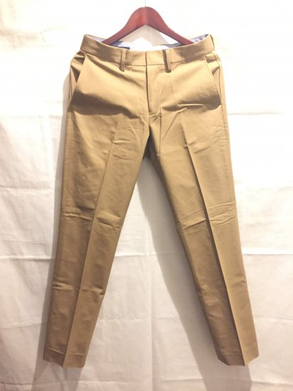 J.Crew SLIM BEDFORD Light Weigh Chino Pants Camel<BR>SALE !! 7,800+Tax → 5,500+Tax