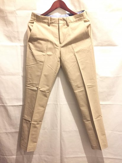 J.Crew SLIM BEDFORD Light Weigh Chino Pants Sand<BR>SALE !! 7,800+Tax → 5,500+Tax