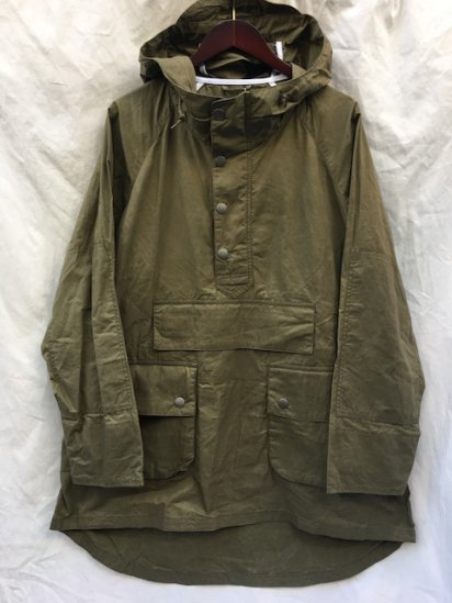 Barbour x Engineered Garments SAMPLE