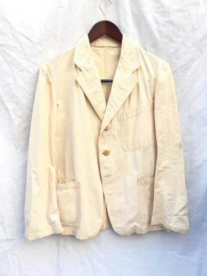 40's Vintage U.K Leisure Jacket / 5