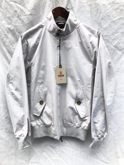 Baracuta G-9 Harrington Jacket Made in England Mist