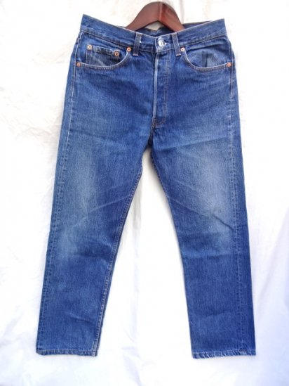 90's ~Old LEVI'S 501 MADE IN U.S.A /9