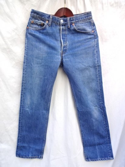 90's ~Old LEVI'S 501 MADE IN U.S.A /10