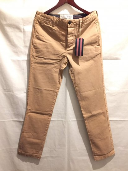 Jack Wills Slim Fit Chino Pants<BR>SALE !! 7,800+Tax → 4,680+Tax