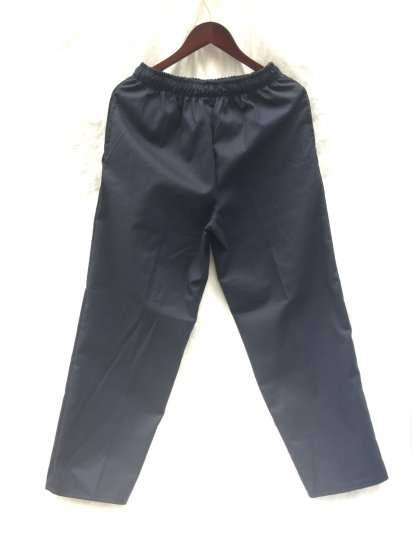 2018 A/W Erick Hunter Twill JAM Pants Made in U.S.A Navy