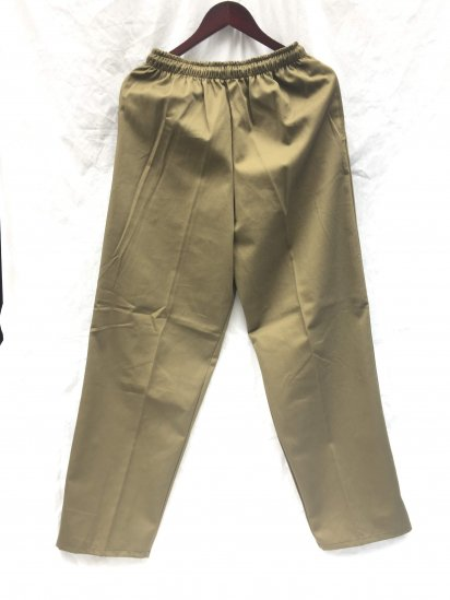2018 A/W Erick Hunter Twill JAM Pants Made in U.S.A Olive