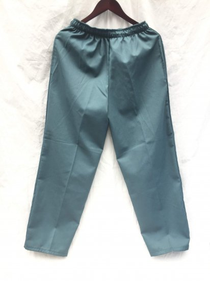 2018 A/W Erick Hunter Twill JAM Pants Made in U.S.A Green