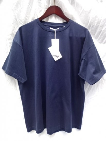 KESTIN HARE FLY CREW NECK Navy<BR>SALE!! 9,000+tax → 6,300+tax