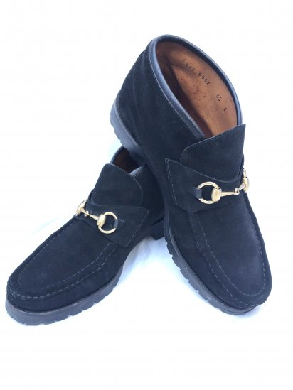 Old GUCCI Horsebit Loafer