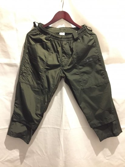 MOCEAN Velocity 3/4 Pants Made in U.S.A Olive<BR>SALE!! 21,000 + Tax → 12,000 + Tax