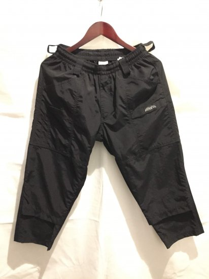MOCEAN Velocity 3/4 Pants Made in U.S.A Black<BR>SALE!! 21,000 + Tax → 12,000 + Tax