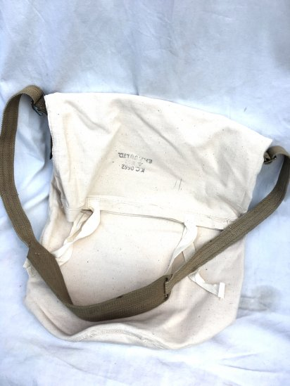 Remake Shoulder Bag Made by 40's ~ 50's Vintage Dead Stock British Military Equipment / 1