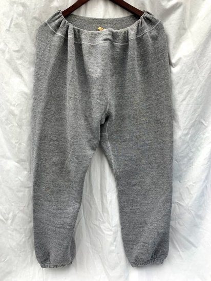 60~70's Vintage Unknown Sweat Pants Made in USA