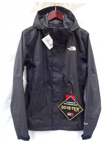 THE NORTH FACE Mountain Light II Gore-tex Jacket Black